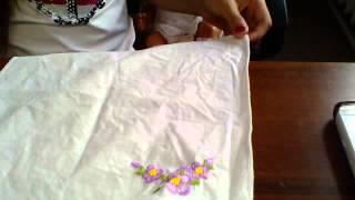 как сделать конверт из бумаги, ткани