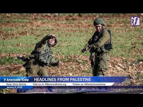 Celebrities Simulate Killing Palestinians