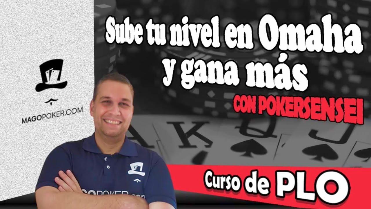 Sube tu nivel en Omaha Poker con PokerSensei Julio Marrero