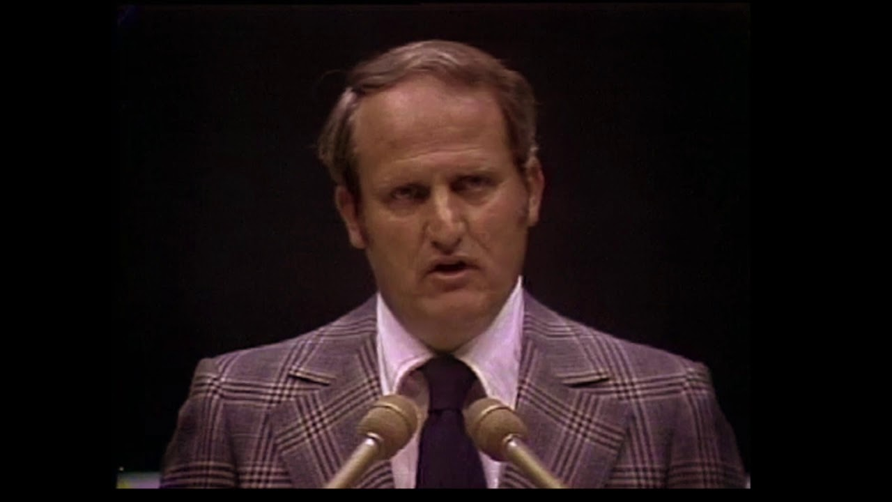 Keys to Spiritual Growth—A Game Plan for Life | LaVell Edwards | 1976