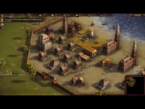 Cossacks 3 - The Golden age - Oranien boven! - Mission 1 - New Holland - hard