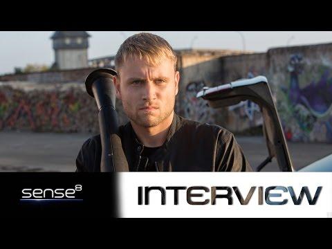 Sense8: Interview mit Max Riemelt zur neuen Netflix-Serie
