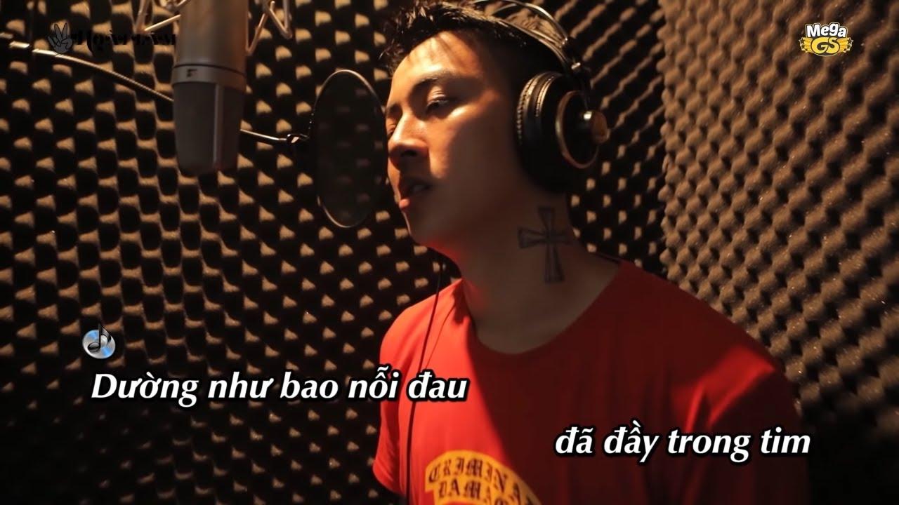 Cô Đơn Trong Nhà Mình | Hoài Lâm | Karaoke (Beat Gốc)