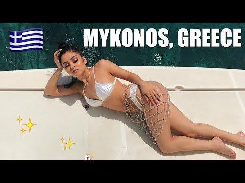 A Week in Mykonos, Greece!
