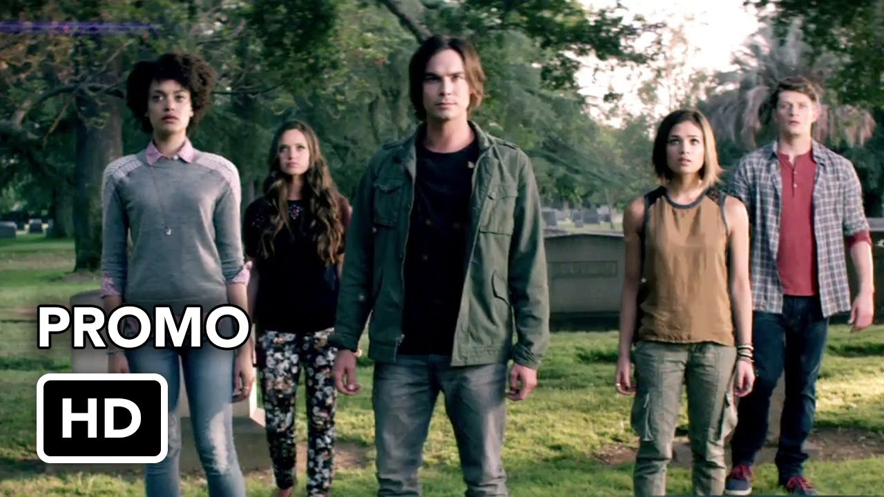 """Download Ravenswood (ABC Family) """"Dig Up The Past"""" Promo"""
