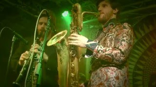Ben Barson and Friends at the Shrine in Harlem