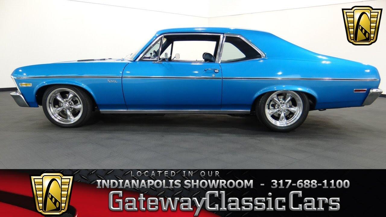 1972 Chevrolet Nova - Gateway Classic Cars Indianapolis - #433 NDY ...