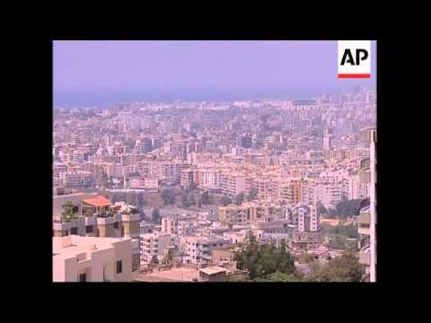 Loud blast shakes Beirut, Saniora meets US Undersecretary Welch