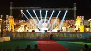 SITARS OF INDIA ( Track: FOLK INDIA : BHATIYALI ) : TARPA FESTIVAL Silvassa ( 27th Dec 2013)