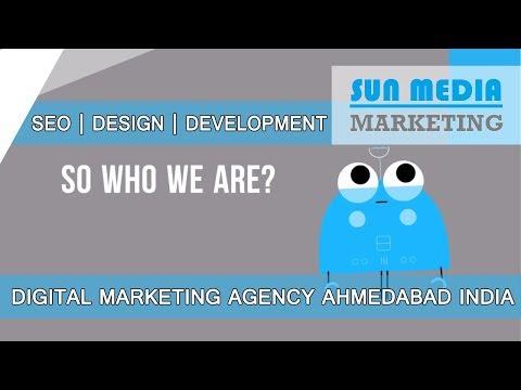 Sun Media Marketing: A Digital Marketing Agency in Ahmedabad India