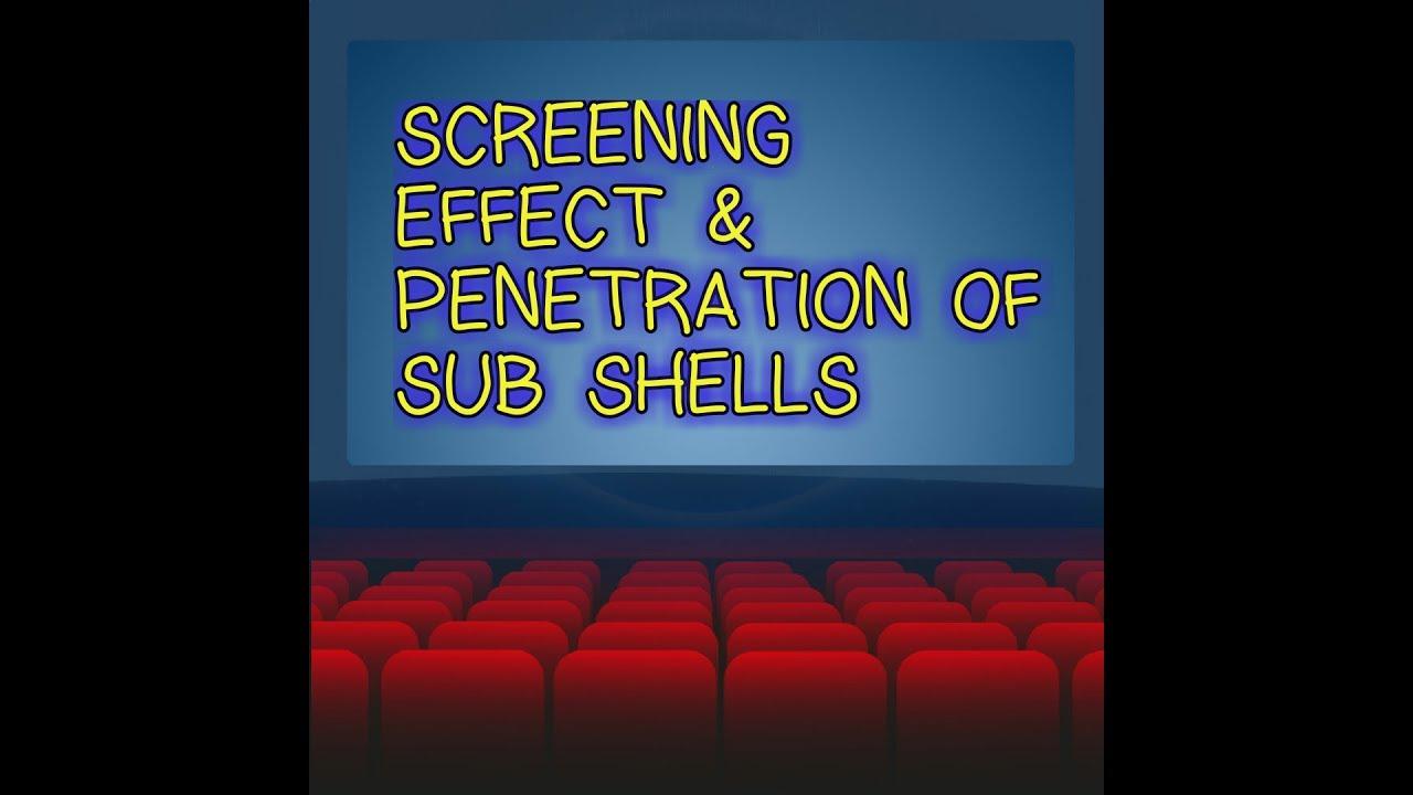 penetration chemistry