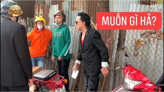 Danh hài Bảo Chung ruợt đuổi trong phim Hồ Bích Trâm, người đi đường tưởng thật đòi báo công an
