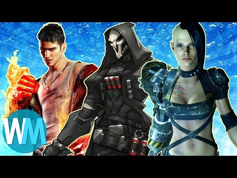 Top 10 Video Game Characters Trying Way Too Hard To Be Cool