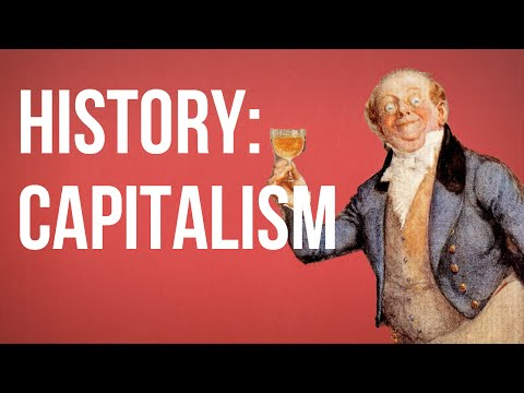 HISTORY OF IDEAS - Capitalism