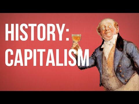 HISTORY OF IDEAS - Capitalism