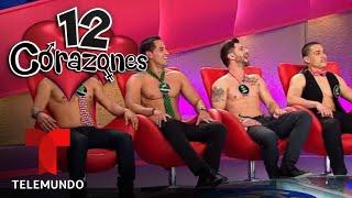 12 Corazones / Especial Músculos (1/5) / Telemundo