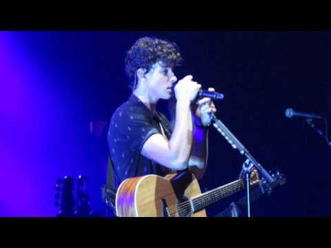 Shawn Mendes No Promises Illuminate World Tour Quicken Loans Arena
