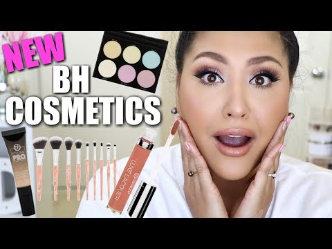 TRYING NEW BH COSMETICS: WOOP OR WOMP?