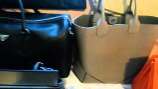 CELINE Goatskin Smooth Calfskin Mini Belt Bag Burgundy