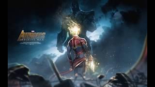 Мстители 3: Война бесконечности. Что нам не показали на выставке D23 компании Marvel. Disney.