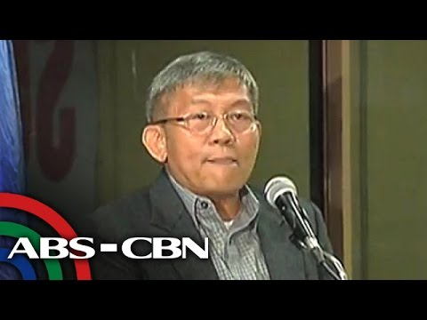 Ex-AFP official wants soldiers to withdraw support for PNoy