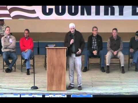 Bob Gibbs at Zanesville Rally