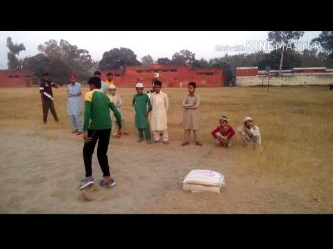 Parkour At Physical Stadium.....Alone!!!!!In rampur PARKOUR CLASSES IN RAMPUR