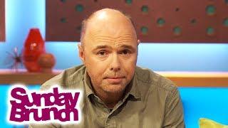 Karl Pilkington on the Pointlessness of Birthdays!   Sunday Brunch