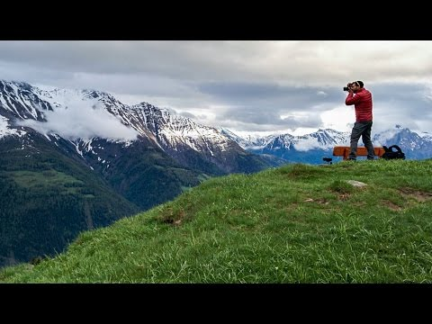 Travel Photography | Swiss Alps & Mountain Towns