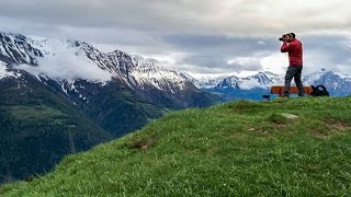 Travel Photography Vlog :: Swiss Alps & Mountain Towns