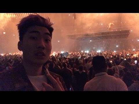 KANYE WEST CONCERT CHANGED MY LIFE