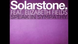 Solarstone feat. Elizabeth Fields - Speak In Sympathy (Plastic Angel Mix)