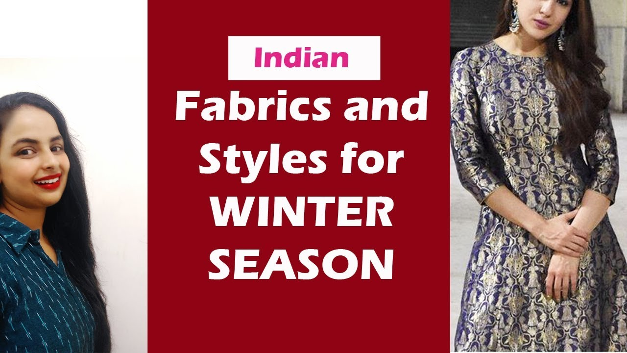 [VIDEO] - Winter Fabrics and Outfit Styles| Party Wear and Office Wear for Women 4