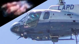 Helicopter Gang Stalking 4 Reptilian Movies Caught on Video!