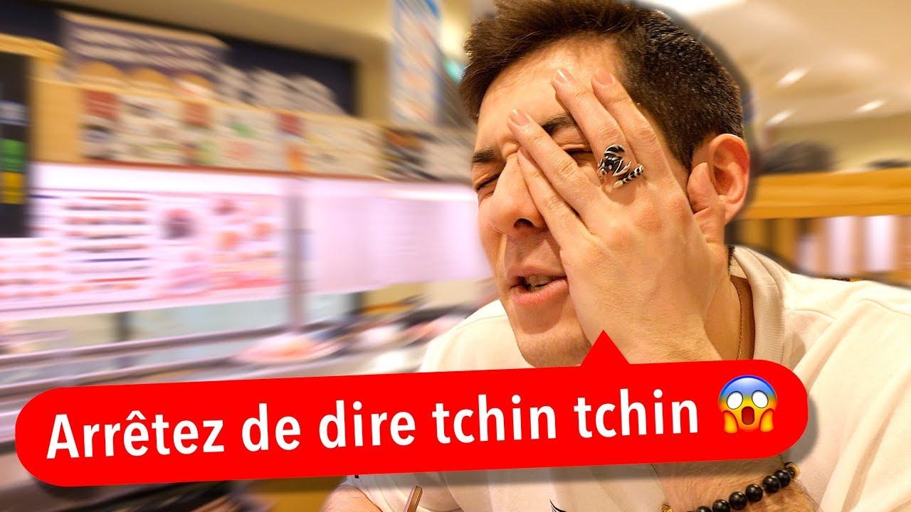 Ce Que Tous Les Français Disent Au Japon Louis San Youtube