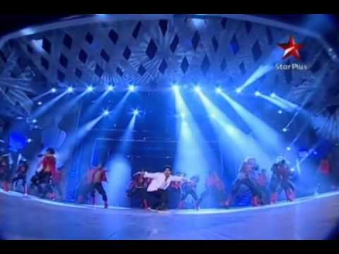 Shahid Kapoor performance @ 17th Star Screen Awards 2011