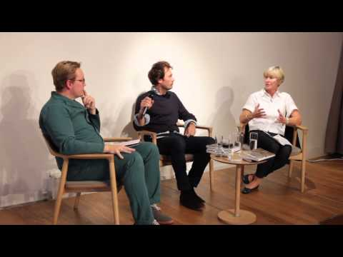 "Lisson Gallery First Weekend talk: ""Economics vs Aesthetics"""