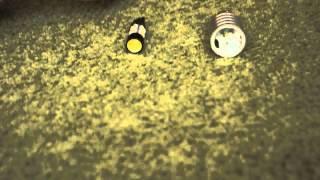 Обзор и тест автомобильных LED ламп + 3(Автомобильный видео тест драйв и краш тесты, обзоры новинок автопрома, тюнинг видео, ремонт машин различных..., 2014-04-23T19:20:46.000Z)