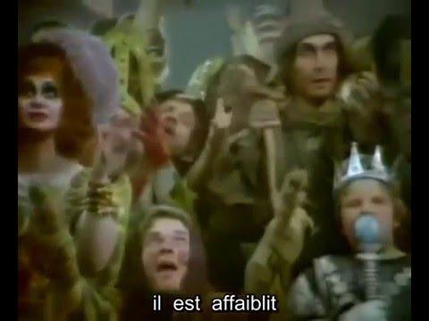 Carmina Burana - sous titres français - french sub (Ponnelle 1975)