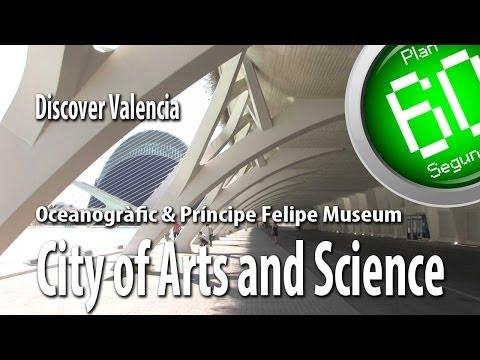 Valencia Plan 60 Segundos Discover City of Arts and Science II Valencia