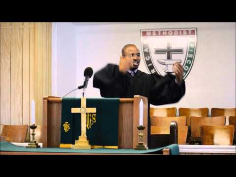 Baker's Chapel AME -- The point of God's persuasion.