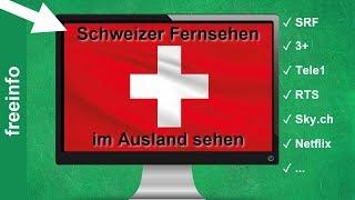 Schweizer Fernsehen im Ausland Empfangen