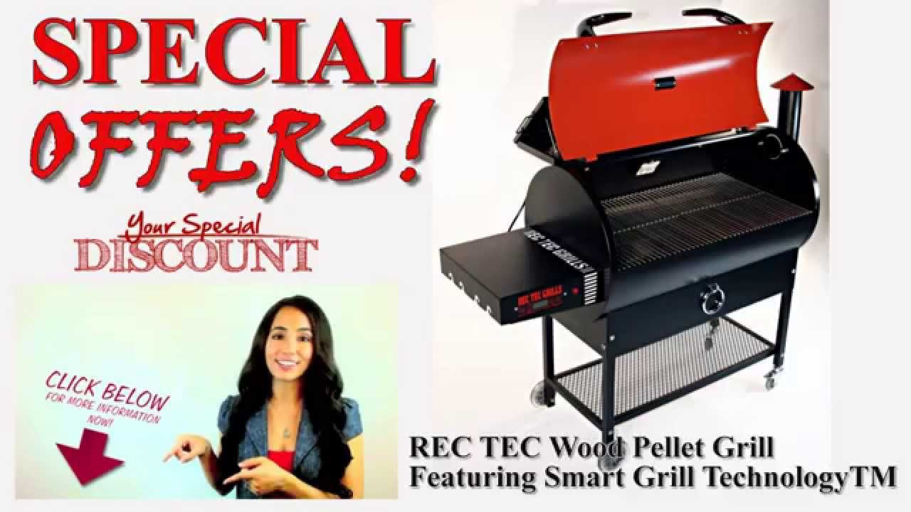 Rec Tec Grills Review Rec Tec Wood Pellet Grill Best