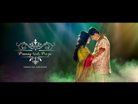 Wedding Cinematic Film (Part 1) : Pranay & Pooja   PIXON STUDIOS
