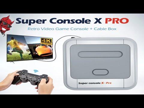 Super Console X Pro ..... The Retro Console It is already HERE ?