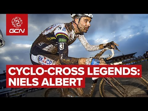 Cyclo-cross Legends: Niels Albert's Incredible Bike Shop