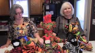 The Art Of Making Louisville Bears and Yo Yo Dolls With Kimberly Kelting