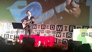 Rabbia - Samuel Live @ Wired Festival Firenze