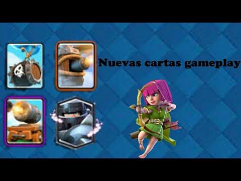 Server Privado Con MegaCaballero Y Otras Cartas Nuevas | Clash Royale | JoseGamer