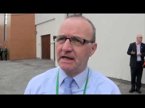 Jim Gibney on the 2013 Sinn Féin Ard Fheis